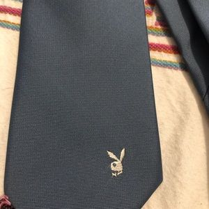 Vintage Accessories - Rare 60s 70s Playboy Tie Vintage